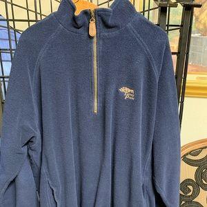 Quarter zip Torrey Pines pullover